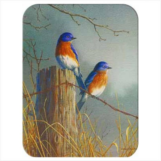 McGowan TT92052 Tuftop Bluebirds Cutting Board- Medium