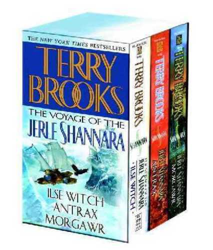 The Voyage of the Jerle Shannara: Morgawr/Antrax/ilse Witch