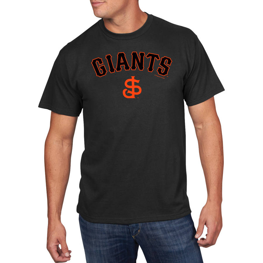 Men's MLB San Francisco Giants Team Tee