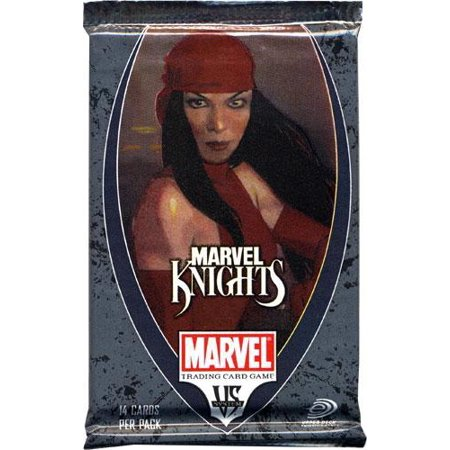 VS System Trading Card Game Marvel Knights Booster (Seven Trading Systems For The S&p Futures)