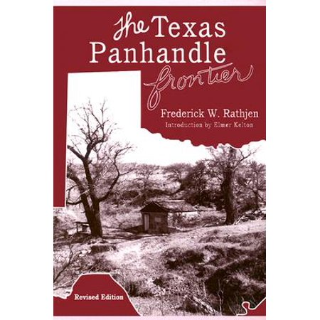 Double Mountain Books: The Texas Panhandle Frontier (Revised Edition) (Panhandle Cover)