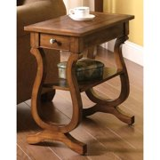 A Line Furniture Classic Harp Design Accent Table