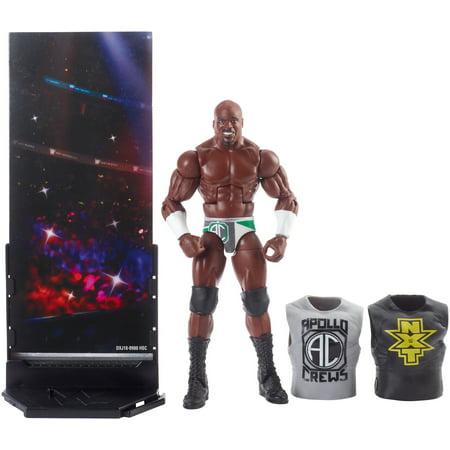 WWE Elite Collection Apollo Crews Figure - Wwe Supplies