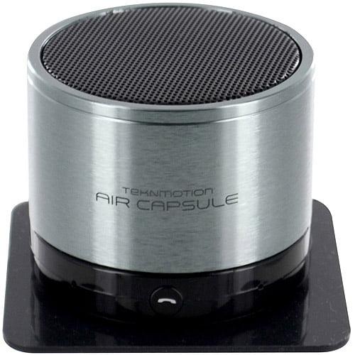 TekNmotion TM-AIRC Air Capsule Rechargeable Bluetooth Speaker Grey