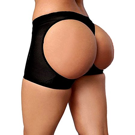 Panty Girdle Shaper (LELINTA Women's Ultra Firm Control Shaping Butt Lifter Panties Body Shaper Low Waist Seamless Hollow Out)