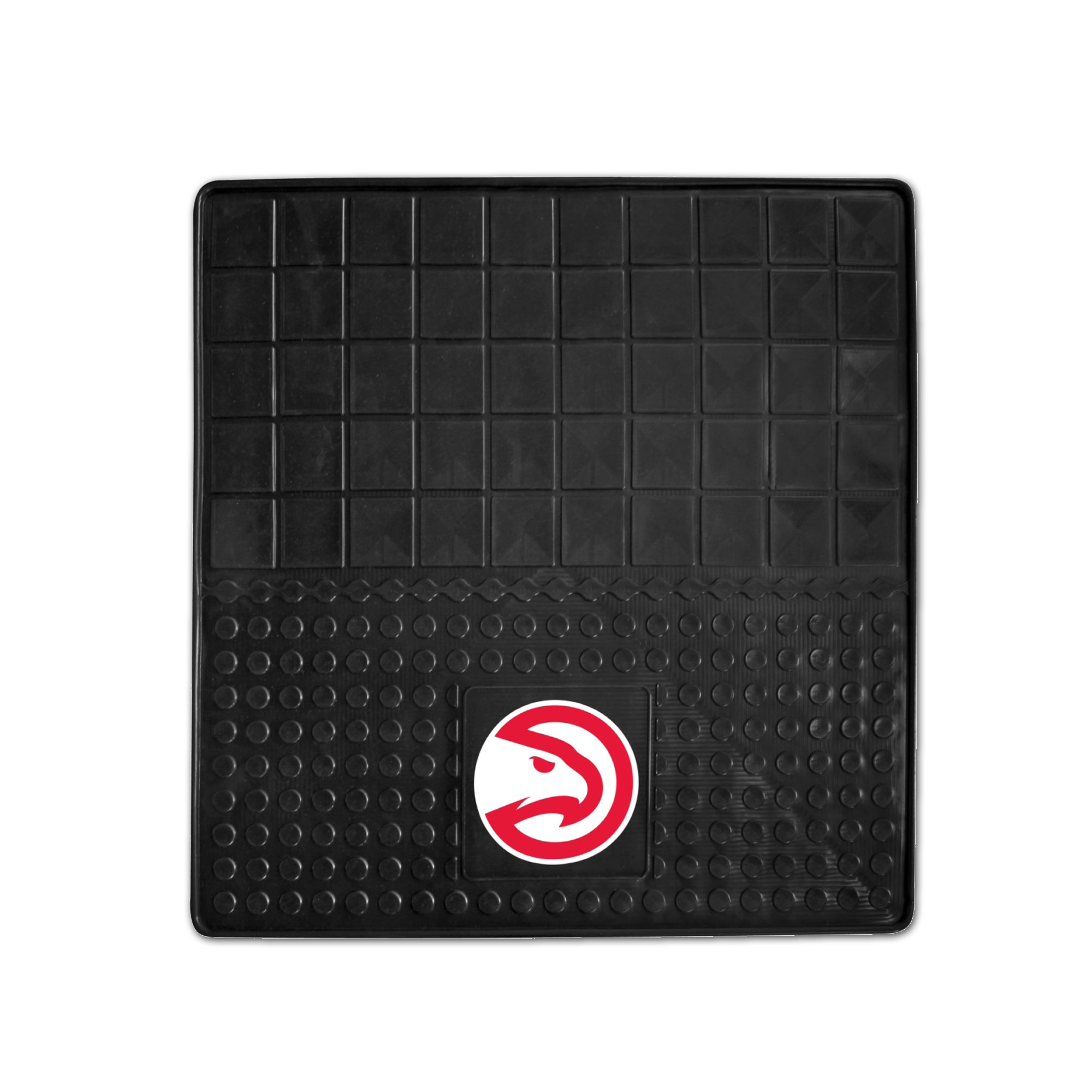 NBA Atlanta Hawks Heavy Duty Vinyl Cargo Mat for Car Trunk