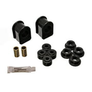 Energy Suspension Ford Black 7/8in Dia 2 1/2in Tall inBin Style Sway Bar Bushing Set