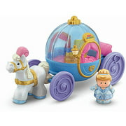 Disney Princess Cinderella's Coach by Little People
