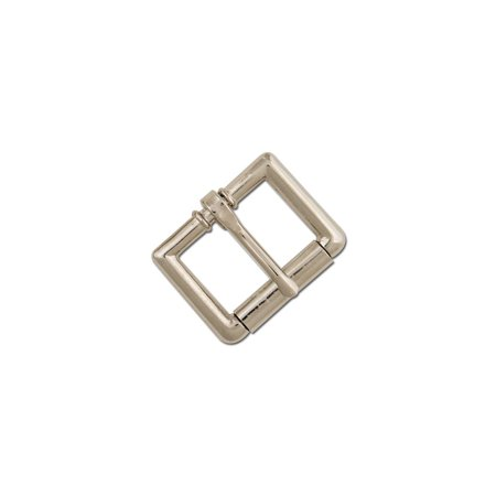Tandy Leather Roller Strap Buckle Nickel 1