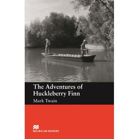 Macmillan Readers - The Adventures of Huckleberry Finn: Beginner (Macmillan Readers) (Paperback)