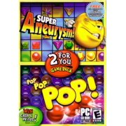 2 For You Game Pack- Super Aneurysm and Pop Pop Pop - PC