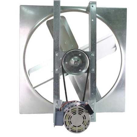Belt Drive Whole House Fan, 30 in COOL ATTIC CX30BD-2SPD