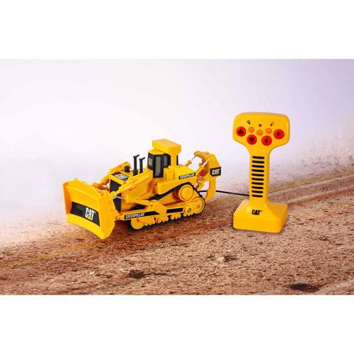 CAT Remote Control L&S Trucks Bulldozer