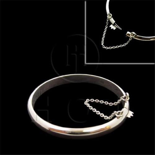 Doma Jewellery MAS07318 Sterling Silver - Bangle Baby 45mm -BB-104