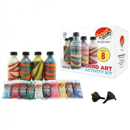 Sand Art Kit (Sand Art Activity Kit)
