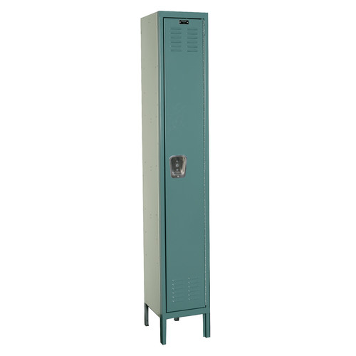 Hallowell Premium 1 Tier 1 Wide Contemporary Locker