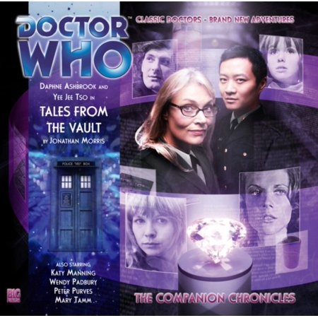Tales from the Vault (Doctor Who: The Companion Chronicles) (Audio CD)