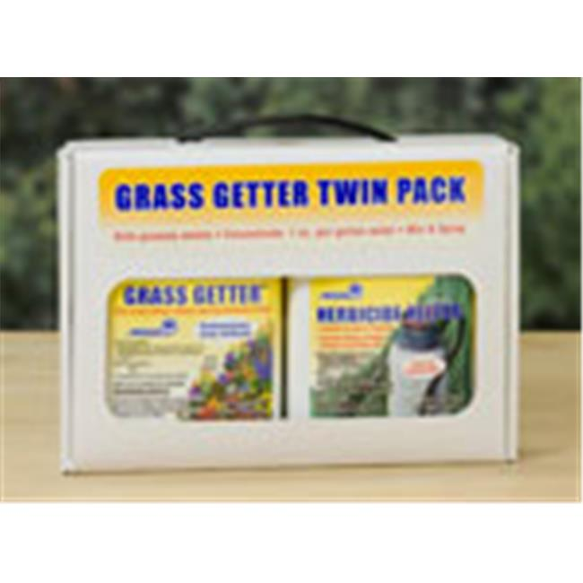Monterey LG 5330 Grass Getter w - Herbicide Helper-8oz Twin Pack 8oz - Pack of 6