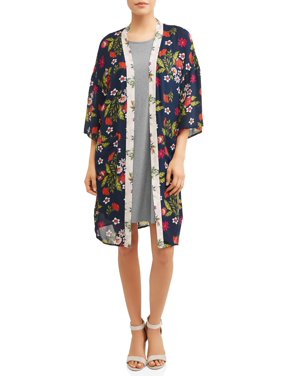 4db44acc1e Product Image Women s 2fer Dress and Kimono