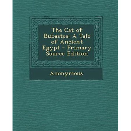 The Cat of Bubastes: A Tale of Ancient Egypt - image 1 of 1