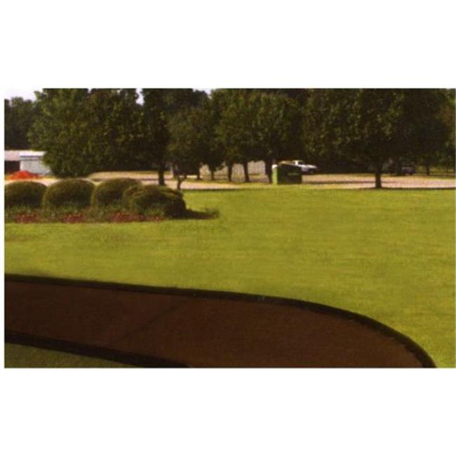Pedal Path Curve Section Ground Stake Black