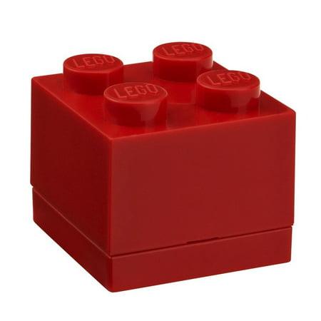 LEGO Mini Box 4, Bright Red - Clearance Lego