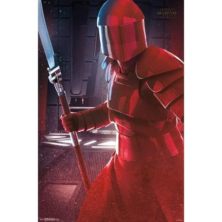Star Wars The Last Jedi   Praetorian Guard Poster Print