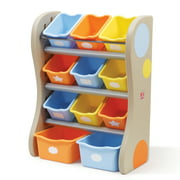 Step2 Storage Bin Organizer, Available in Multiple Colors
