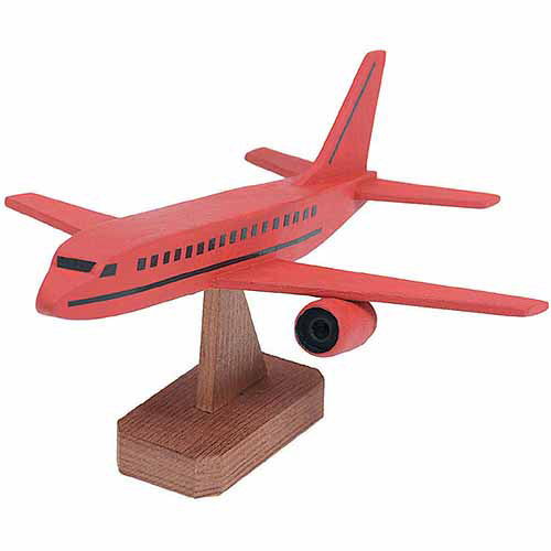 Wood Model Kit, Jumbo Jet by Darice