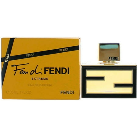 Extreme By Fendi Eau De Parfum Spray For Women 1 oz - Fendi Women Perfume