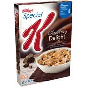 Kellogg's Special K Breakfast Cereal, Chocolatey Delight, 13.1 Oz