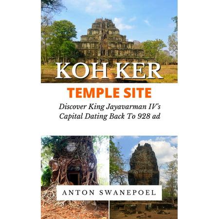 Koh Ker Temple Site - eBook (Koh I-noor Diamond)