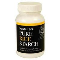Neutral PH Pure Rice Starch 8oz