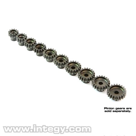 Integy RC Toy Model Hop-ups MMR-MX-5PG17T Muchmore Racing 5mm Hardened Steel Motor Pinion Gear 17T 17t Steel Pinion Gear