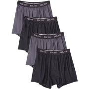 Bolter Men's 4 Pack Performance Boxers Shorts