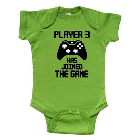 Player 3 Has Joined The Game Infant Creeper