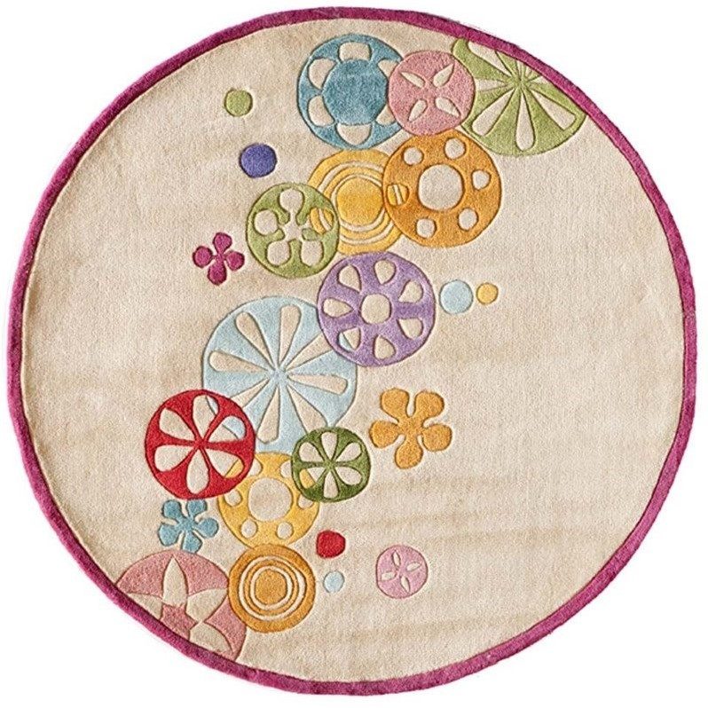 Momeni Lil Mo Hipster 2 X 3 Rug In Ivory