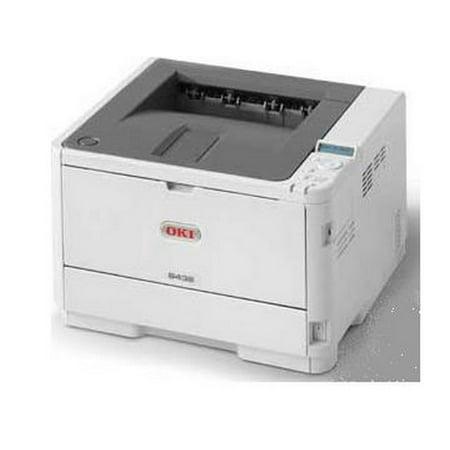(Okidata B432dn - Mono - Led - Single Function - Printer - Network - Duplex - 42 Ppm - A4)