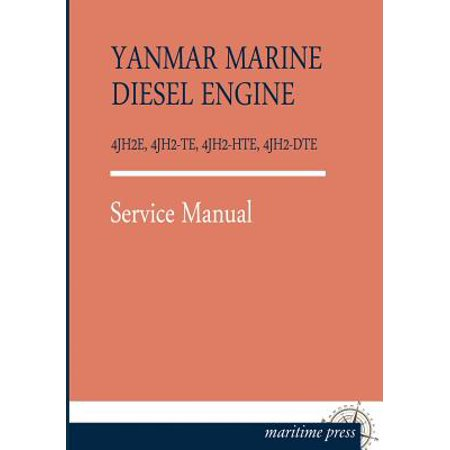 Yanmar Marine Diesel Engine 4jh2e, 4jh2-Te, 4jh2-Hte, 4jh2-Dte
