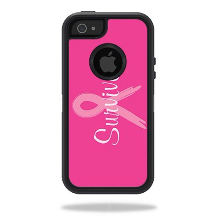MightySkins Skin Compatible With OtterBox Defender iPhone 5s case - Cross | Protective, Durable, and Unique Vinyl Decal wrap cover | Easy To Apply, Remove, and Change Styles | Made in the