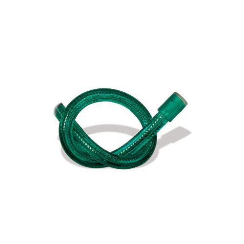 Christmas at Winterland C-ROPE-GR-1-13 150 Foot 13mm Green Incandescent Rope Lig