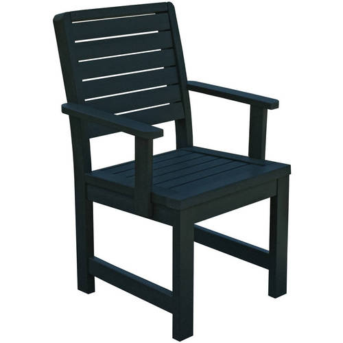 highwood® Eco-Friendly Recycled Plastic Weatherly Armchair