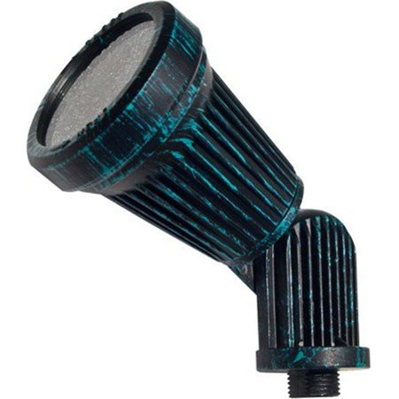 Dabmar Lighting LV200-LED3-VG Mini LED Spot Light - 3W - MR16 12V, Verde Green - image 1 of 1