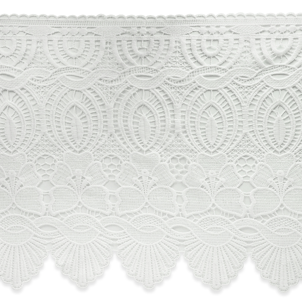 Expo Int'l 2 yards of Lotus & Swirls Lace Trim