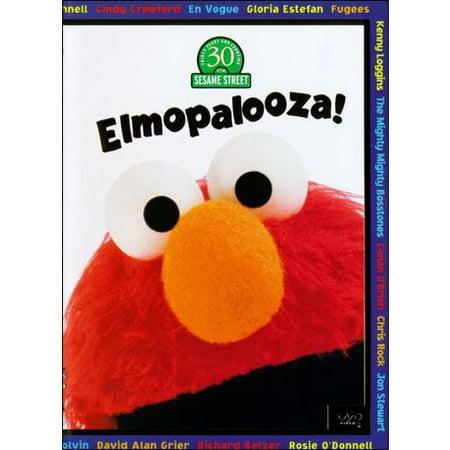 Sesame Street: Elmopalooza! (Full Frame)