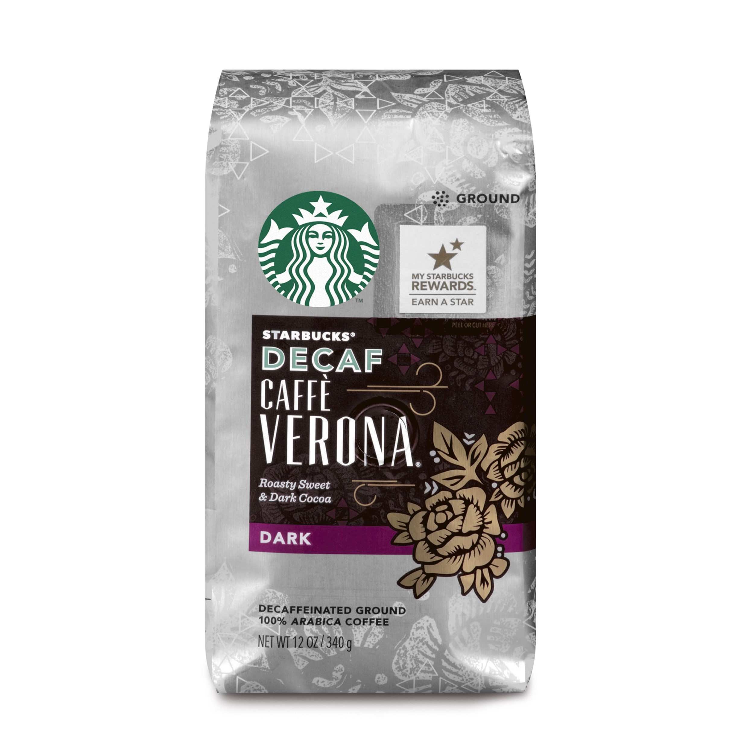 Enjoyable Starbucks Decaf Ground Coffee Verona 12 Oz Walmart Com Machost Co Dining Chair Design Ideas Machostcouk