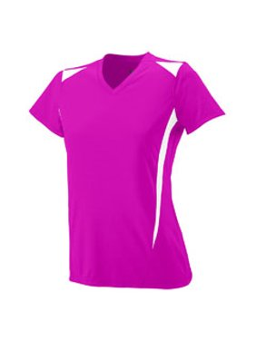 575e1193 Product Image Badger Athletics Pro-Compression Half-Sleeve Crew 4627.  Augusta Sportswear