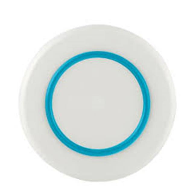 SORONA PM922 White Large Plate - Black Nonslip Base - Pack of 2 - image 1 of 1