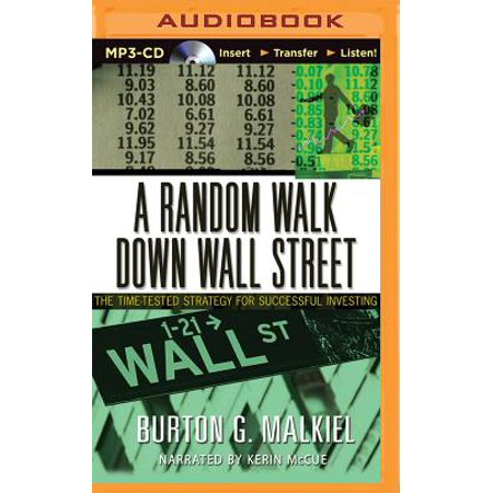 A Random Walk Down Wall Street: The Time-Tested Strategy for Succesful Investing - Walking On The Street Halloween
