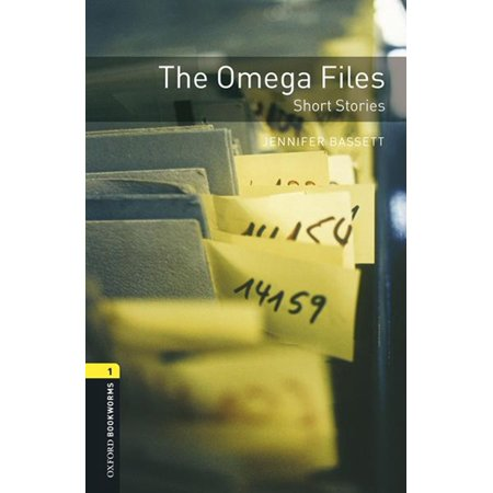 The Omega Files Short Stories Level 1 Oxford Bookworms Library - eBook (Library File)